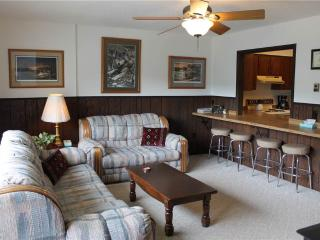 Located at Base of Powderhorn Mtn in the Western Upper Peninsula, A Cozy Duplex Home Located 1.5 Blocks from Main Ski Lodge with Large Indoor Hot Tub, Ironwood