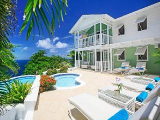 Saline Reef - Comfortable villa with uninterrupted sunset views, pool & beach nearby, Cap Estate