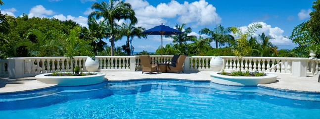 Plantation House SPECIAL OFFER: Barbados Villa 362 Magnificent Views Of The Resort And The Caribbean Sea Beyond., St. James