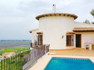 Luxury villa with private swimming pool, sea view, Alicante