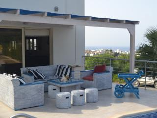Protaras Top Sea View Holiday Villa