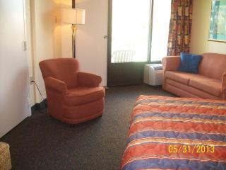 Oceanside suite at Caravelle Tower, Myrtle Beach