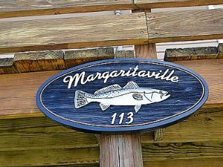 Margaritaville - Canal Front in Topsail Beach