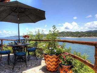 LOVE NEST -studio/1bath, cozy & romantic with view, Sayulita