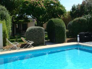 villa contemporaine, Perols
