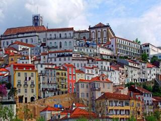 Coimbra Alta Old Town 1 bed apartment