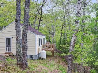 Cozy cottage with woodland views near Boothbay Harbor, Edgecomb