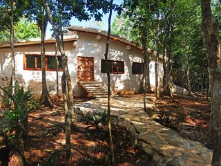 Private Luxurious Eco Jungle Home Minutes to Beach, Tulum