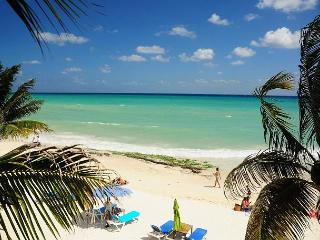 Oceanfront with pool 3 bedroom unobstructed views in Luna Encantada (LED2), Playa del Carmen