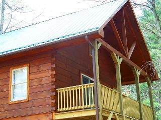 'MOUNTAIN LAUREL' Mountain Cabin with Jacuzzi Tub On Blue Ridge Parkway, Glendale Springs