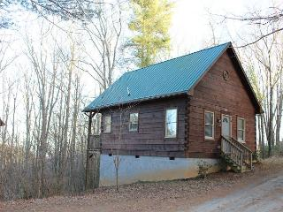 'WHITE BIRCH RETREAT' On Blue Ridge Parkway, Quaint Mtn Cabin W/Jacuzzi Tub!, Glendale Springs