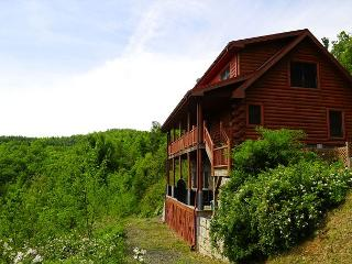 'RAZORBACK RUN'-Cabin W/Views & Hot Tub! Check Out Our DISCOUNTED Rates!, Fleetwood