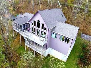 'HIGH EXPECTATIONS' Upscale Home W/Double Sided Fireplace & Long Range Views!, West Jefferson