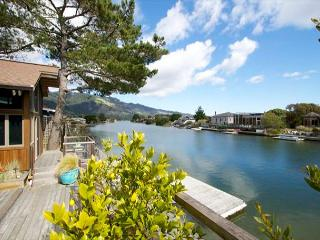 Beautiful and unique four bedroom home on the Seadrift lagoon, Stinson Beach