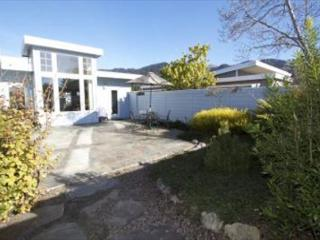 Remodeled home with expansive decks located on the Seadrift lagoon., Stinson Beach