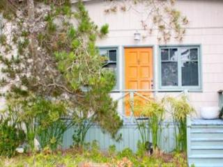 Spacious, classic Stinson Beach home, steps to the beach
