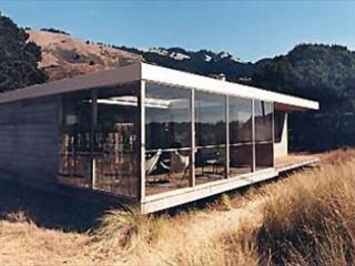 Mid Century Modern Two Bedroom Oceanfront Home, Stinson Beach