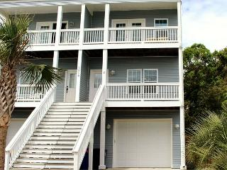 The name says it all. Your ultimate R&R beach house is in Carolina Beach, NC