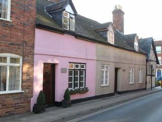 Churchwarden Cottage, Ludlow