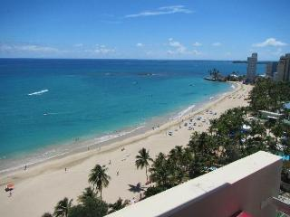 BEACH FRONT CONDO; LUXOR AND CONFORT, Isla Verde