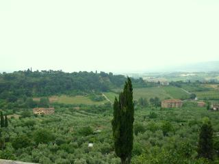 Relaxing spot with great view, Chianciano Terme