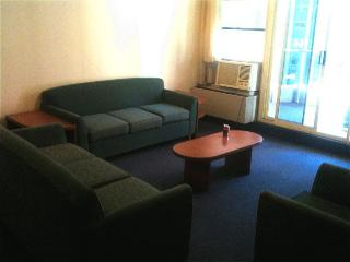 Budget 2 bedroom with balcony in city centre, Sydney
