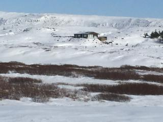 Luxury villa with spectacular view, Selfoss