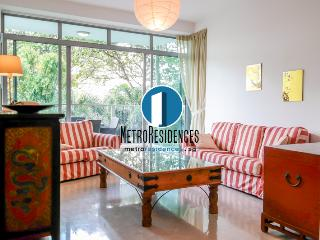 Antique Furnished 3Bdrm with Garden View | Meyer Road, Singapore
