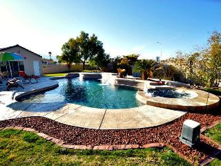 Large Private Pool, Spa, Game Room, Casita NV5975, Las Vegas