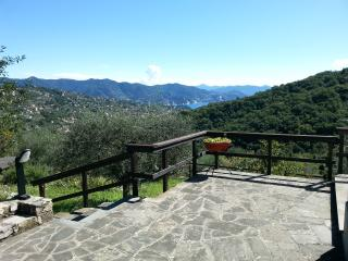 Villa on Portofino Mount, Santa Margherita Ligure
