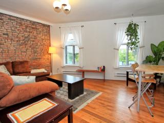 Old Montreal- Lovely rustic 2 BDRM Facing Canal, Montréal