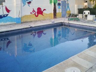 4-bedroom house w/ pool & garden, Aguilas
