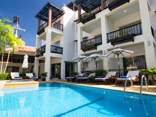 Quality 1 bedroom apartments in Ao Nang. 2-3 pax