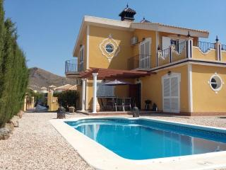 3 Bed, 2 Bath Secluded Villa, Pool, Wi-Fi, Air Con, Mazarron