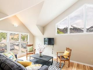 This adorable downtown Telluride vacation condo is the ideal place to stay for summer festivals or winter ski trips.