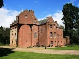 Colliston castle, Arbroath