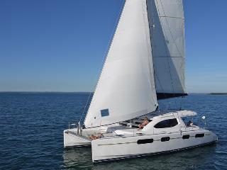 Sail Catamaran ALL INCLUSIVE B&B Caribbean BVI's, Tortola