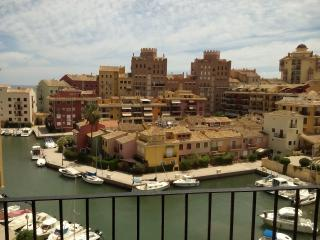 Apartment is rented in the small Valencian Venice., Alboraya