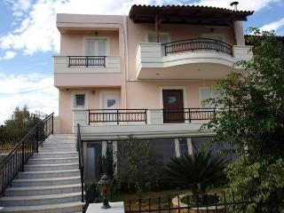 luxury maisonette, Chania