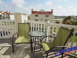 Enjoy the view from this beautiful 3rd floor condo!, Corpus Christi