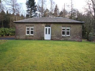 Gardens Cottage at Blairquhan Estate, Maybole