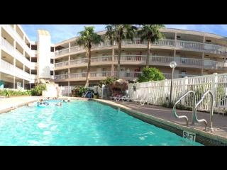 1342 FURNISHED WATER FRONT CONDO WITH KITCHENETTE, Corpus Christi