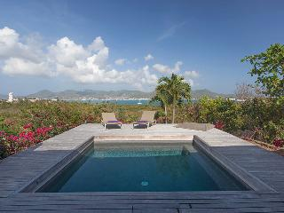 blue villa,french low land,close to baie rouge, Saint-Martin