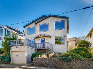 Cheery Newport home just steps from the beach