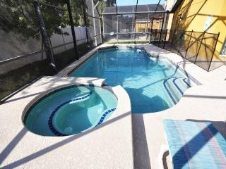 DPM(080) 4 Bed/3 bath home! GAME ROOM, Pool & Spa, Kissimmee