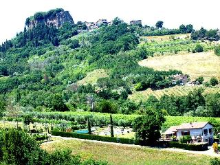 Detached house with private pool near Orvieto