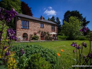 Mill Cottage, Luxborough - Detached converted barn on a working farm in beautiful Exmoor countryside