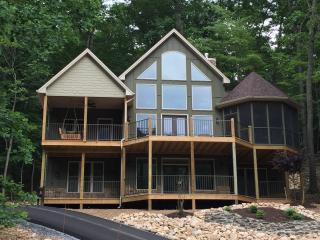 Just Built! Views, Pool Table, Fireplaces, PS-4, McGaheysville