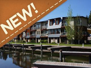NEW! Luxury Townhome on the Northshore of Flathead Lake. W/ AC!, Somers