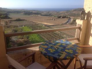 Gharb 2 bedroomed bright apartment with pool